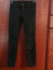 BLANK NYC WOMANS SIZE 26 BLACK JEANS
