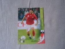 Carte panini - Euro 2008 - Autriche Suisse - N°113 - Raphaël Wicky - Suisse