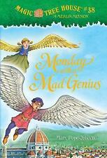 Monday with a Mad Genius by Osborne, Mary Pope