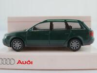Rietze/Audi 13.226.3 Audi A6 Avant 2.7 T (1998) in racinggrün 1:87/H0 NEU/OVP