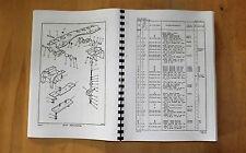 Bedford mj.illustrated piezas Catálogo.4 Ton Truck.4 x4. 3ª edition.march 1990.