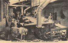 Millau - Gant Jonquet - Salle des meules à doler
