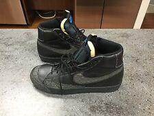 Nike Men's Blazer MID High Trainers VNTG '77 PRM Shoes Sz 9 NEW 537327 011