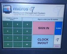 Micros E7 Pos Programming Support Database Programming