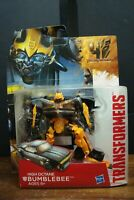 TRANSFORMERS AGE OF EXTINCTION HIGH OCTANE BLACK STEALTH BUMBLEBEE CAMARO MOSC