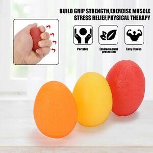 3Pcs Sensory Toys Anti Stress Squeeze Balls Anxiety Reliever Physio Autism Toy
