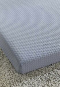 Simmons BeautySleep Siesta Memory Foam Mattress: Roll-Up Guest Bed/Floor Mat,