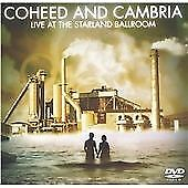 Coheed and Cambria - Live at Starland Ballroom [DVD] (Live Recording/+2DVD, 2005)