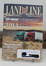 Land Line Trucking Magazine Dec 2013 / Jan 2014
