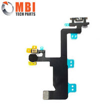 New Replacement On Off Power Switch Flex Ribbon Cable & Mic for iPhone 6 Plus