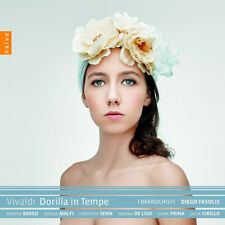 Antonio Vivaldi : Vivaldi: Dorilla in Tempe CD (2017) ***NEW***