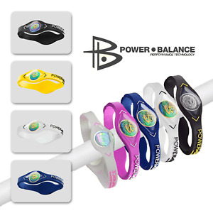 Power Balance Bracelet Hologram Silicone Original Strength And Flexibility