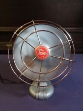 """TORCAN Vintage 9"""" Fan in Great working Condition"""
