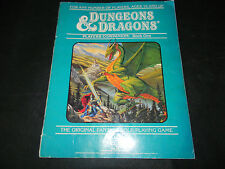 DUNGEONS & DRAGONS MASTERS COMPANION  BOOK TWO D&D GAME GUIDE TSR MANUAL DMS