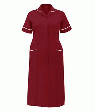 Female Classic Tunic Dress Nurse Uniform Medical Care Healthcare NHS 6 - 30 lot