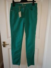 Boden BNWT Green 'Cambridge' ankle-skimmer Jeans Size 10R RRP £50