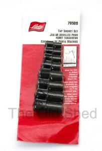 Lisle 70500 8-Piece Tap Socket Set