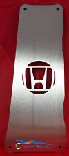 Honda Crest Logo Footpeg Footrest Foot Rest Plate Pedal Tuning