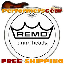 "Remo PS-1322-00 22"" Pinstripe Clear Bass Drum Head"