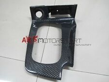 CARBON FIBER RHD GEAR SURROUND COVER AUTOMATIC FOR NISSAN SKYLINE R34 GTR GTT