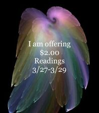 Tarot Reading $2.00  Extended Time On This Offer