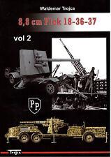 88mm Flak 18-36-37 vol.2 by W.Trojca