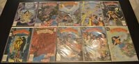 LOT of (10) WONDER WOMAN #27 29 30 32 36 37 40 42 43 47 (1987 | DC) - HIGH GRADE