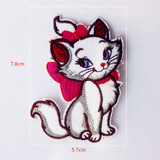 Embroidered Fabric Applique Clothes Sew Iron On Patches Badge Hat Bag Craft CHI