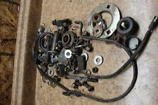 1988 Arctic Cat Wildcat 650 WildCat Wild Snowmobile Body Frame Nuts Bolts Parts