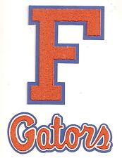 FLORIDA GATORS NCAA Scrapbook Laser Die Cut