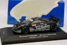 Ixo 1/43 - McLaren F1 GTR No.59 Winner Le Mans 1995