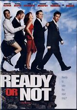 Ready or Not (BRAND NEW DVD)Alex Rocco, Evan Helmuth, Fernanda Romero,COMEDY