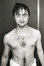 DANIEL RADCLIFFE nude male RARE PHOTO beefcake Gay interest  BUY 2, GET 1 FREE
