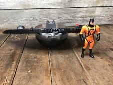 The Adventures of Batman and Robin, Nightsphere Jet Vehicle & Figure Kenner 1995