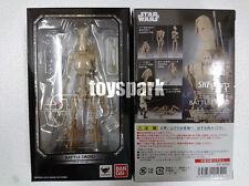 SH Figuarts Star Wars Battle Droid 155mm Painted Action Figure Bandai S/f