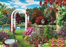 Jigsaw Puzzle Landscape Glorious Garden 750 pieces NEW