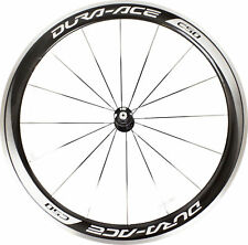 New 2015 / 2016 Shimano Dura-Ace WH-9000 C50-CL Carbon Clincher Wheel Set
