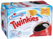 24 HOSTESS K CUPS SAMPLER TWINKIES SNOBALLS DINGDONGS & HONEYBUN Coffee Keurig