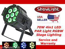 ShowLight 7x10W 70W mini LED Par Light RGBW (alt Blizzard Propar Seven-4)