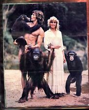 1981 Fleer Tarzan Bo Derek Complete Poster Set (12)