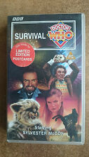 Doctor Who Survival Includes Limited Edition Postcard