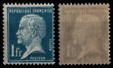 PASTEUR Bleu 1f, Neuf * = Cote 25 € / Lot Timbre France 179