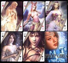 """PLAYING CARDS """" PIN-UP GIRLS Y 2008 """"JEU DE CARTES,NAIPES,BARAJA"""