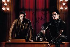 MICHAEL NYQVIST signed Autogramm 20x30cm THE GIRL WHO in Person autograph COA
