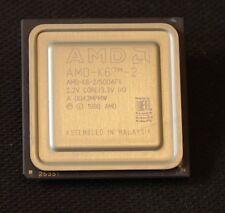 Super Socket 7 CPU Processor - AMD K6-2/500AFK - 500MHz - 2.2V - TESTED