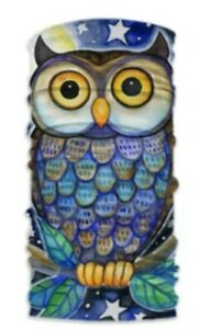 Neck gaitor mask owl mask bird mask biker bandana