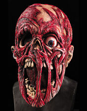 Screaming Corpse Horror Zombie Latex Mask Costume Accessory
