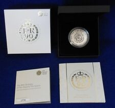 2016 UK £5 90TH BIRTHDAY PROOF COIN...SILVER (.925)...LIMITED EDITION