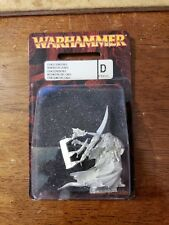 Warhammer Fantasy/Mordheim AoS Bits:Metal Chaos Sorcerer PR10 Promo NIB