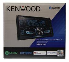 Kenwood DPX503BT 2-DIN SiriusXM Ready Bluetooth In-Dash CD/AM/FM Car Stereo 503